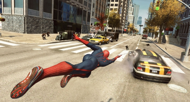 The Amazing SpiderMan Video Game