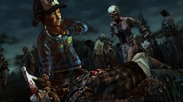 The Walking Dead Season Two Video Game