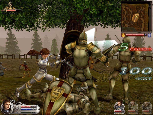 Wars And Warriors Joan Of Arc Video Game