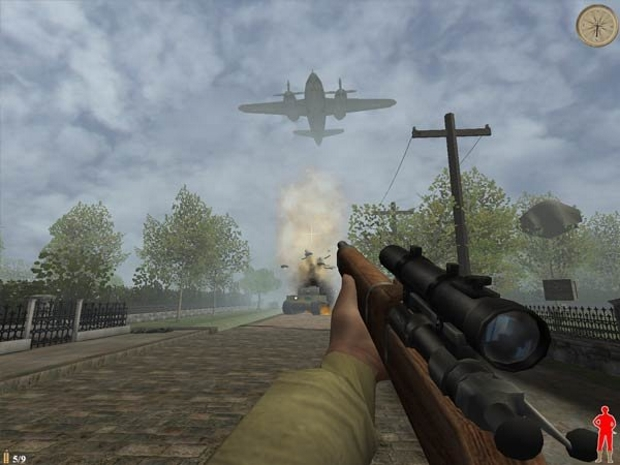 World War II Sniper Call to Victory Screenshots