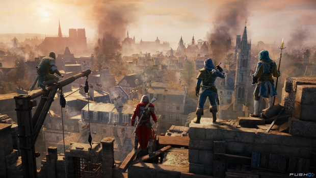 Assassins Creed Unity Screenshots