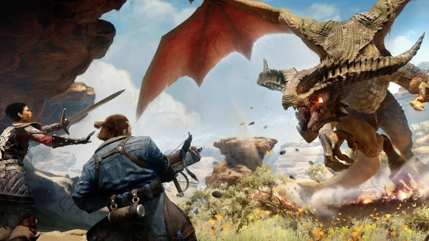 Dragon Age Inquisition Video Game