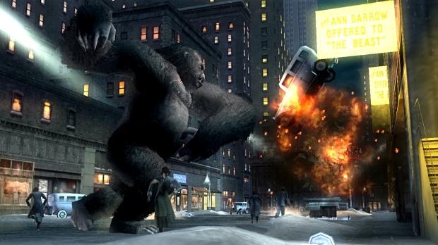Peter Jackson's King Kong Screenshot