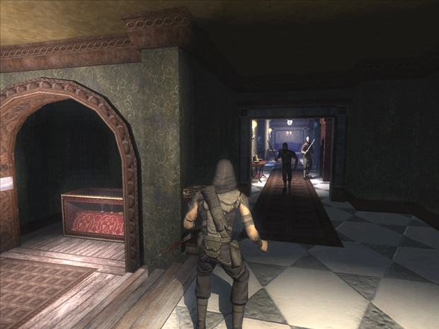 Thief Deadly Shadows Video Game
