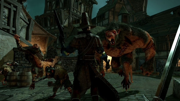 Warhammer End Times Vermintide Video Game