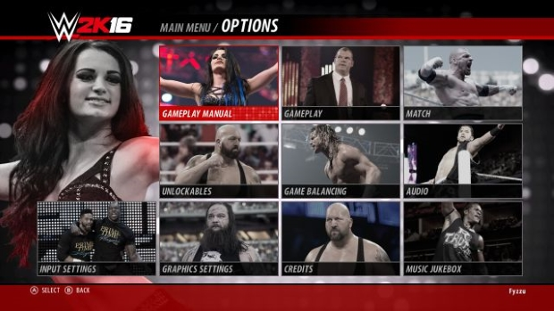 WWE 2K16 Full Version