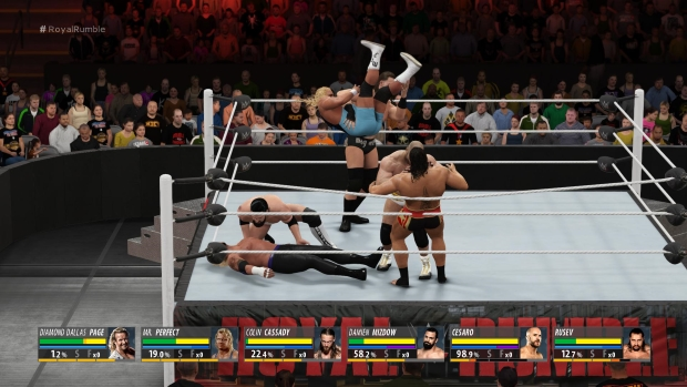 WWE 2K16 Screenshots
