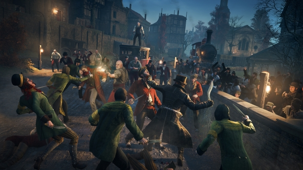 Assassins Creed Syndicate Screenshots
