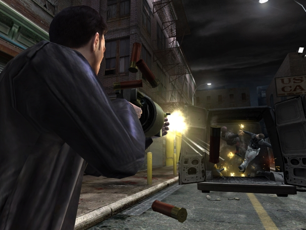 Max Payne 2 Video Game