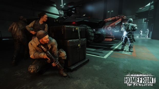 Homefront The Revolution Screenshots