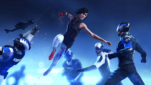 Mirrors Edge Catalyst Video Game