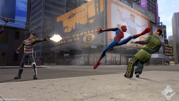 Spiderman 3 Video Game