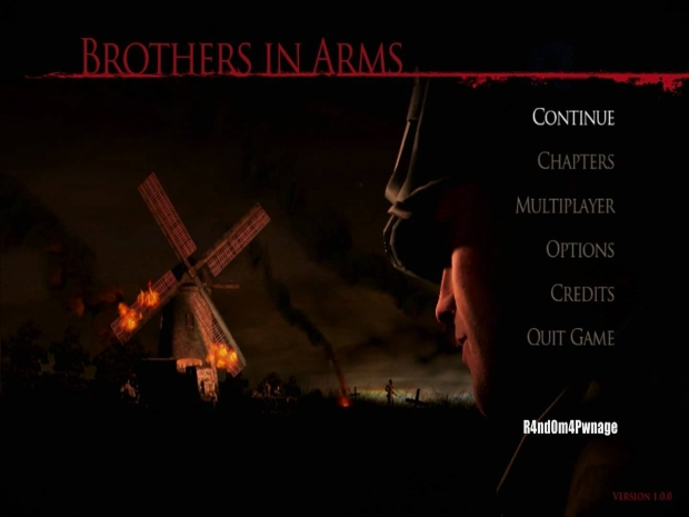 Brothers in Arms Hells Highway Full Version