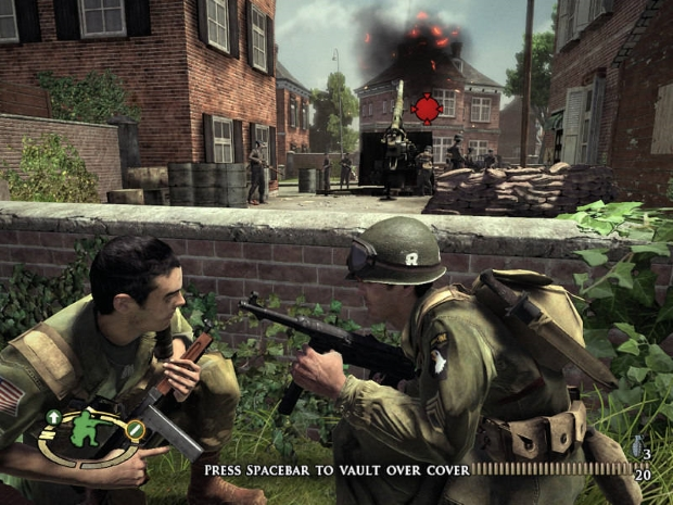 Brothers in Arms Hells Highway Video Game