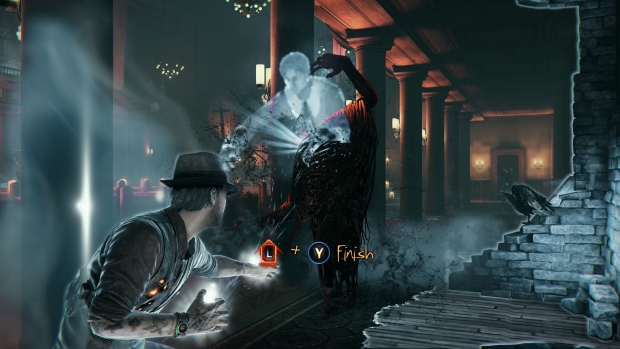 Murdered Soul Suspect Screenshots