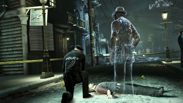 Murdered Soul Suspect Video Game
