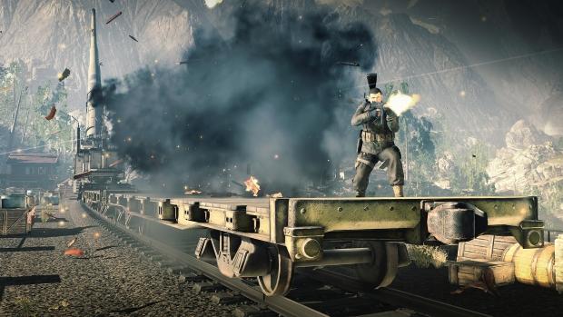 Sniper Elite 4 Video Game