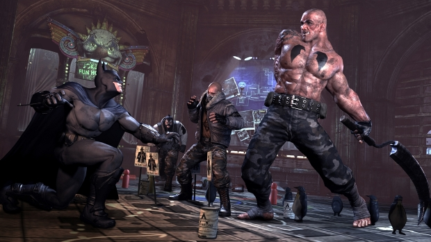 Batman Arkham City Screenshots
