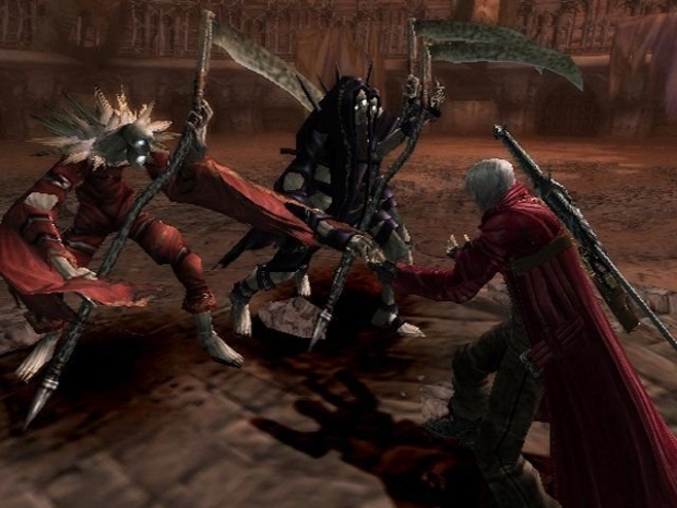 Devil May Cry 3 Dante's Awakening Screenshots