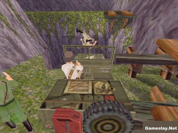 Indiana Jones And The Infernal Machine Screenshots