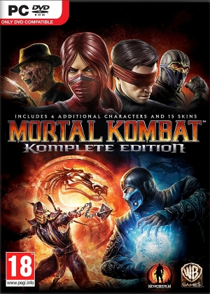 Mortal Combat 9 Free Download