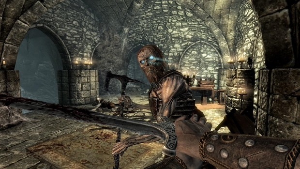 The Elder Scrolls V Skyrim Video Game