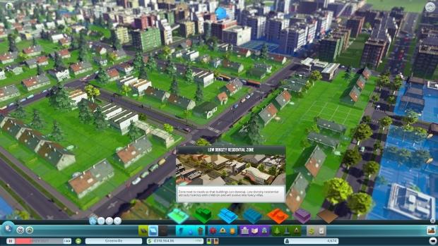 Cities Skyline Screenshots