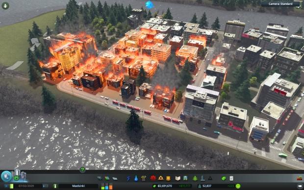 Cities Skyline Video Game