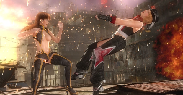 Dead or Alive 5 Last Round Video Game