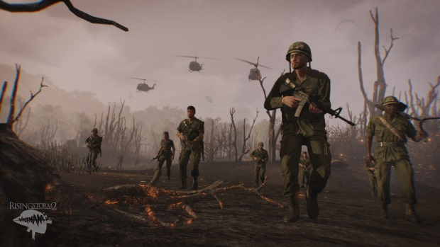 Rising Storm 2 Vietnam Video Game