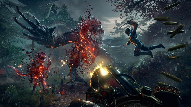 Shadow Warrior 2 Video Game