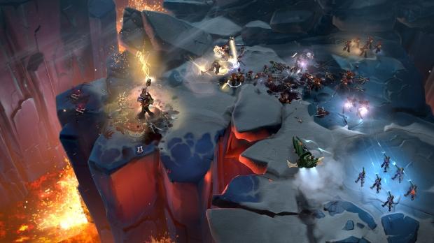 Warhammer 40000 Dawn of War III Full Version