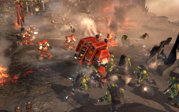 Warhammer 40000 Dawn of War III Screenshots