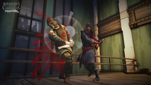 Assassins Creed Chronicles Russia Screenshots