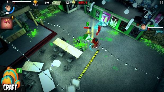 Rooster Teeth vs Zombiens Full Version