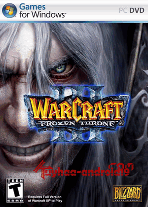 warcraft 3 The Frozen Throne Free Download