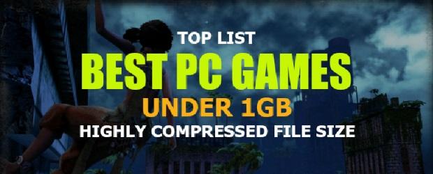 pc games under 1gb