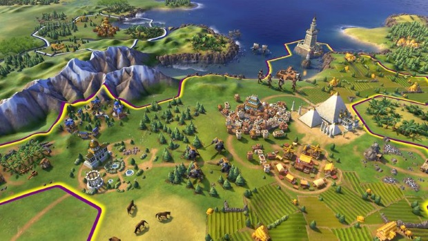 Civilization 6 Video Game