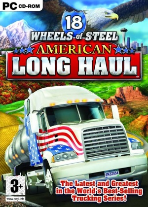 18 Wheels Of Steel American Long Haul Free Download