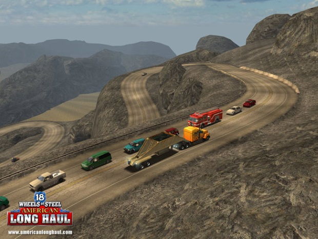 18 Wheels Of Steel American Long Haul Screenshots