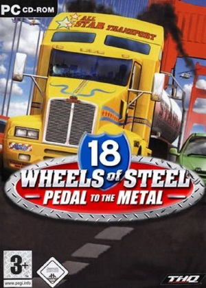 18 Wheels Of Steel Pedal To The Metal Free Download