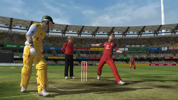 Ashes Cricket 2009 Screenshots