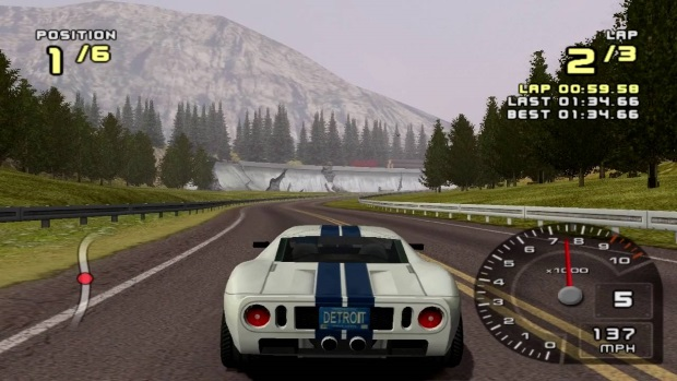 Ford Racing 2 Full Version
