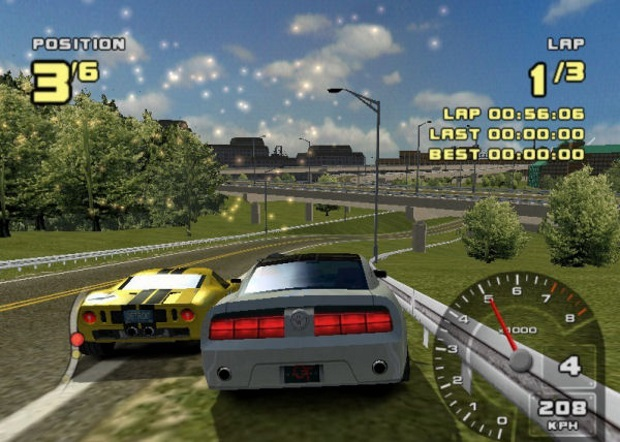 Ford Racing 2 Screenshots