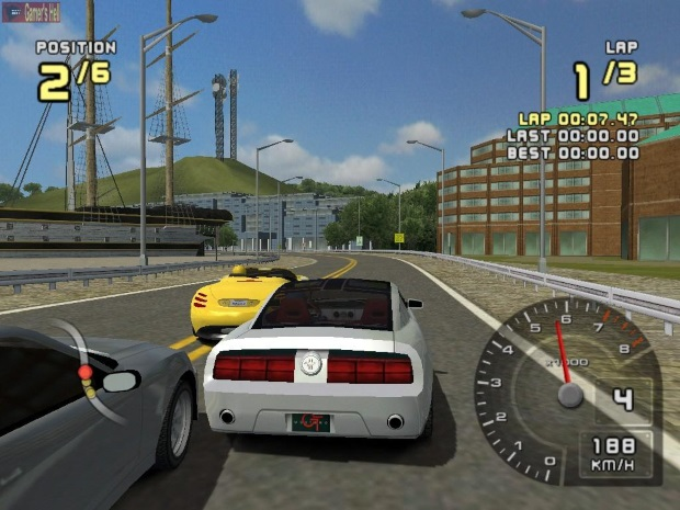 Ford Racing Full Version