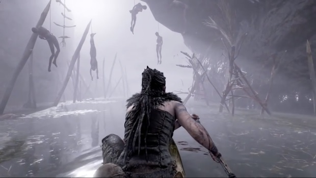 Hellblade Senuas Sacrifice Video Game