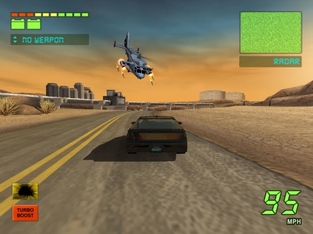 Knight Rider 2 Video Game