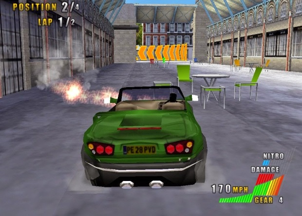 London Racer 2 Video Game
