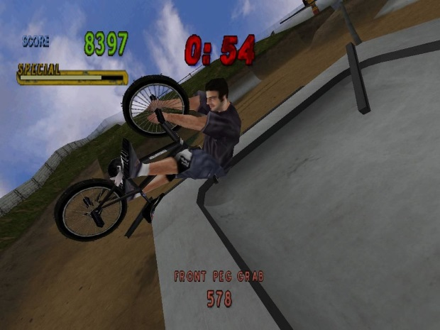 Mat Hoffmans Pro Bmx Screenshots