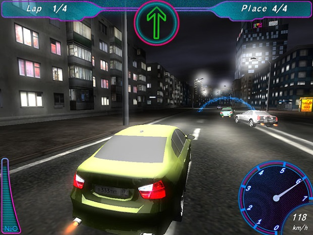 Midnight Racing Long Night Screenshots